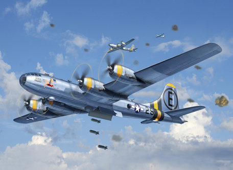 Revell B-29 Superfortress Limited Edition 1:48