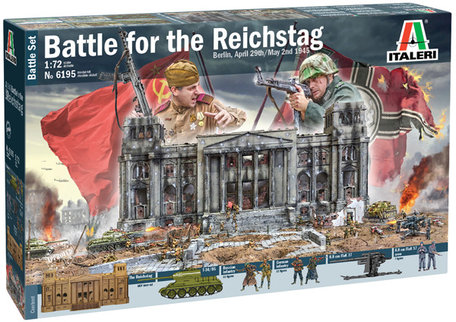 Italeri Battle for the Reichstag 1945 1:72