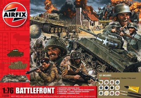 Airfix D-Day Battlefront Gift Set 1:76