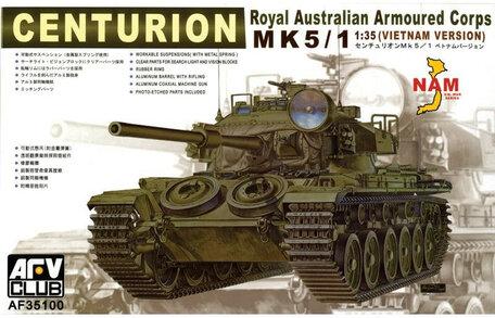 AFV Club Centurion Mk 5/1 Vietnam 1:35