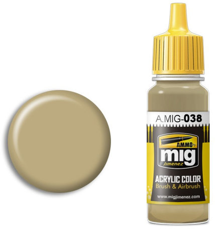 A.MIG 038: Light Wood