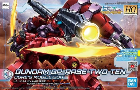 HG 1/144: RX-78GP02R Gundam GP-Rase-Two-Ten