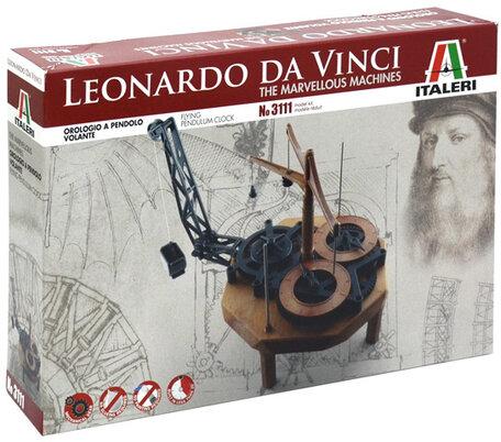 Italeri Leonardo da Vinci Pendulum Clock