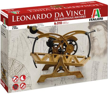 Italeri Leonardo da Vinci Rolling Ball Timer