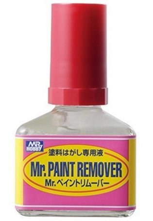 Mr.Hobby Paint Remover
