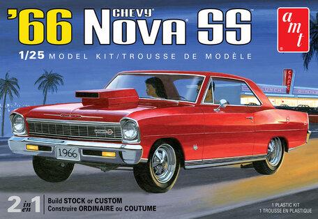 AMT Chevy Nova SS 1966 1:25
