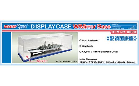 Spiegel Display Case: 50,1 x 14,9 x 14,6 cm