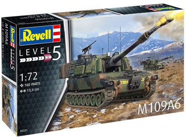 Revell M109A6 1:72