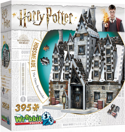 Wrebbit Harry Potter Hogsmeade The Three Broomsticks