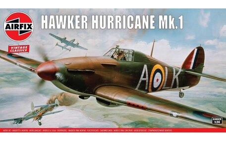 Airfix Hawker Hurricane Mk.1 1:24