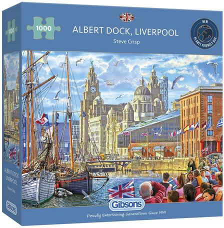 Gibsons Albert Dock, Liverpool (1000)