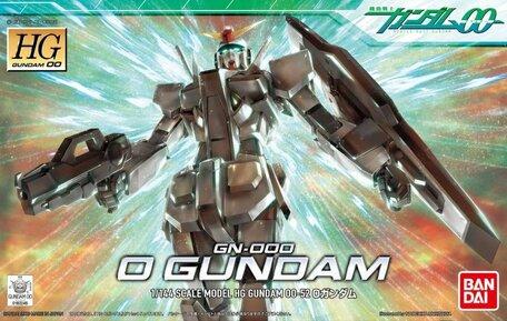 HG 1/144: GN-000 0 Gundam