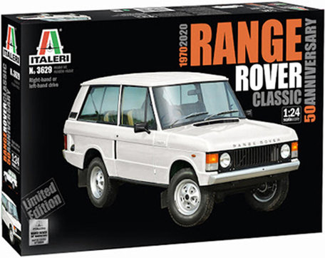 Italeri Range Rover Classic 50th Anniversary 1:24