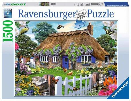 Ravensburger Cottage in Engeland (1500)