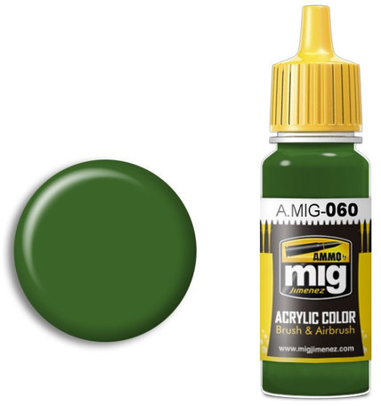 A.MIG 060: Pale Green