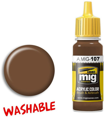 A.MIG 107: Washable Earth