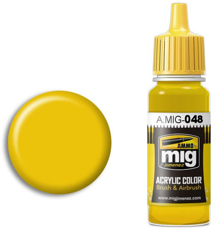 A.MIG 048: Yellow