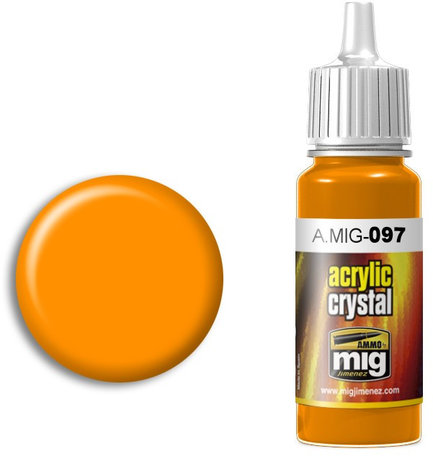 A.MIG 097: Crystal Orange