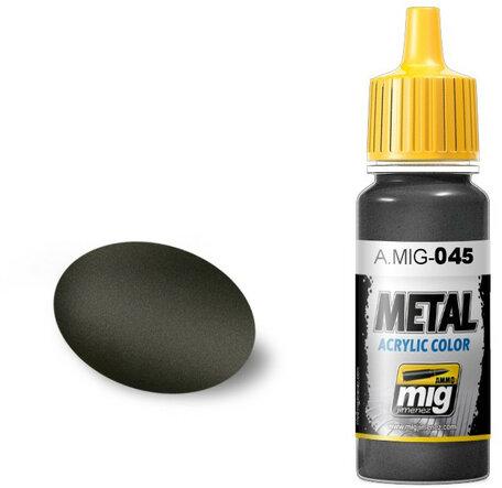 A.MIG 045: Gun Metal
