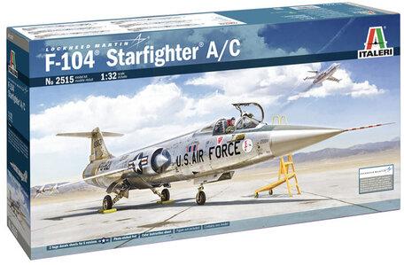 Italeri F-104 Starfighter A/C 1:32