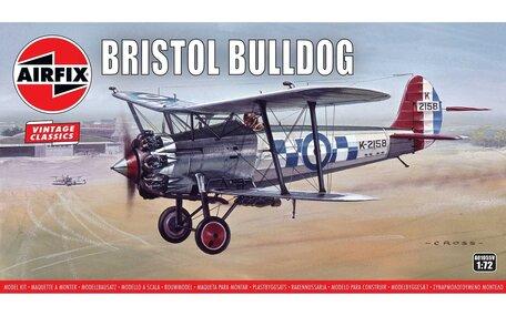 Airfix Bristol Bulldog 1:72