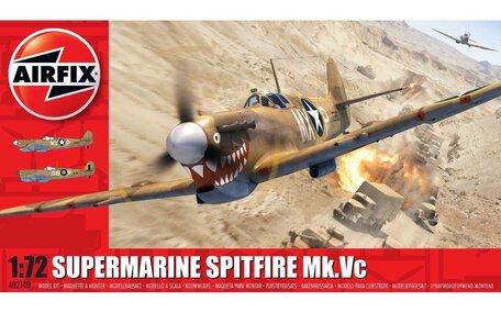 Airfix Supermarine Spitfire Mk.Vc 1:72