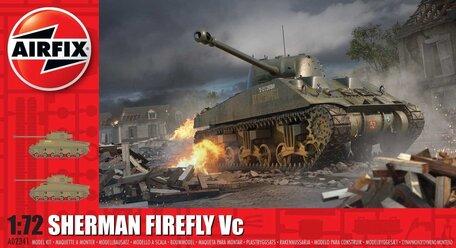 Airfix Sherman Firefly 1:72