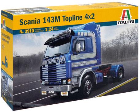 Italeri Scania 143M Topline 4x2 1:24