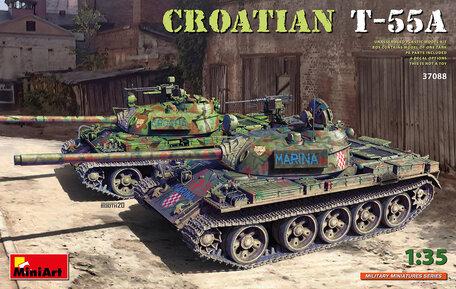 MiniArt Croatian T-55A 1:35