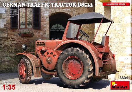 MiniArt German Traffic Tractor D8532 1:35
