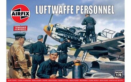 Airfix Luftwaffe Personnel 1:76