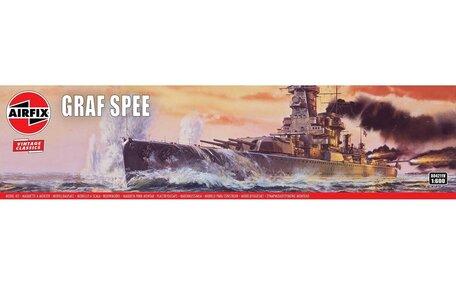 Airfix Admiral Graf Spee 1:600