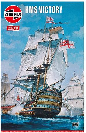 Airfix HMS Victory 1:180