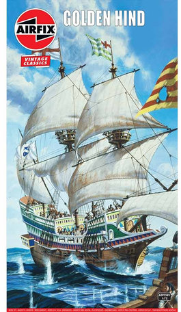 Airfix Golden Hind 1:72