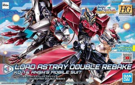 HG 1/144: Load Astray Double Rebake