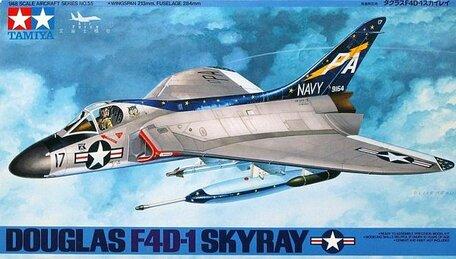 Tamiya Douglas F4D-1 Skyray 1:48