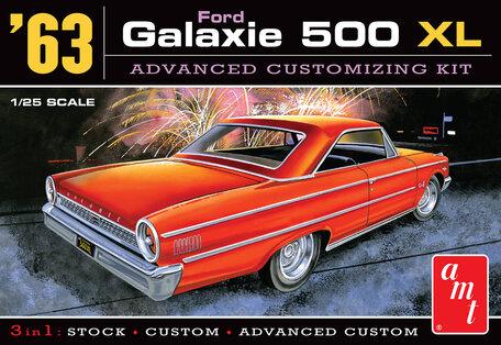 AMT Ford Galaxie 1963 1:25