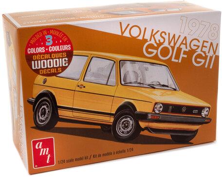 AMT VW Golf GTI 1978 1:25