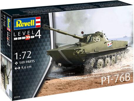 Revell PT-76B 1:72