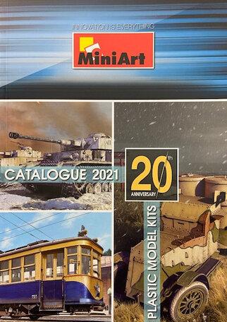 MiniArt Catalogus 2021