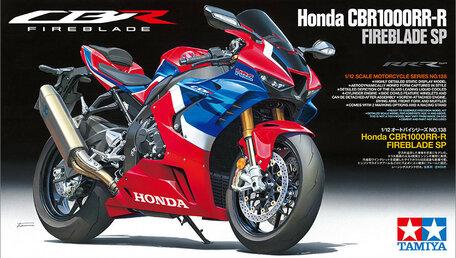 Tamiya Honda CBR1000RR-R Fireblade SP 1:12