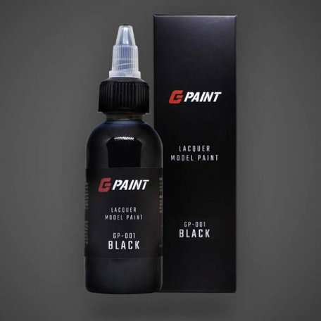 GPaint Black 65ml
