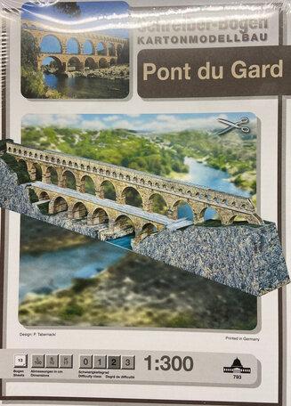 Schreiber Bogen Pont du Gard