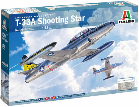 Italeri T-33A Shooting Star 1:72