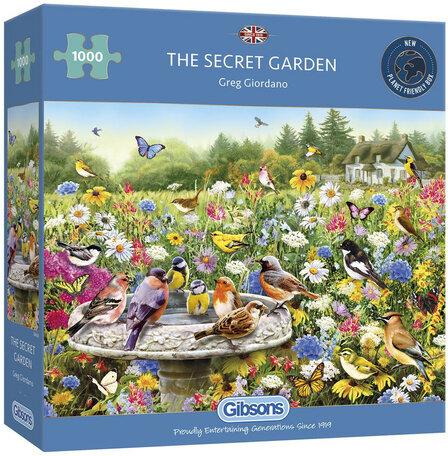 Gibsons The Secret Garden (1000)
