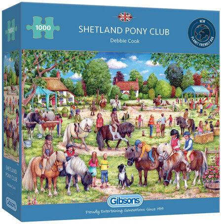 Gibsons Shetland Pony Club (1000)