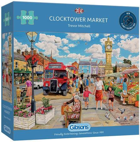 Gibsons Clocktower Market (1000)