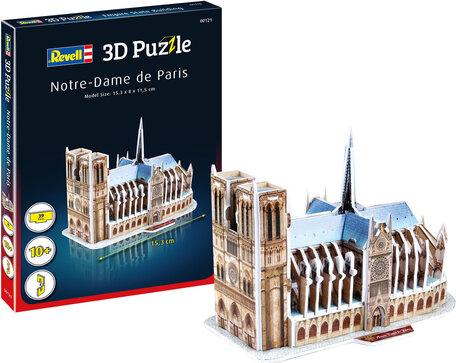 Revell 3D Puzzel Notre-Dame de Paris