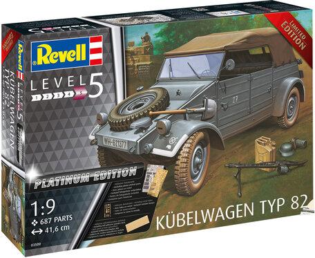 Revell Kübelwagen Typ 82 1:9