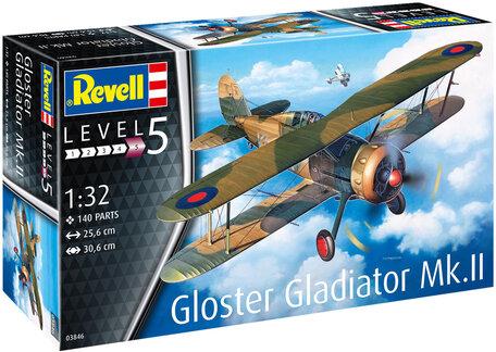 Revell Gloster Gladiator Mk. II 1:32